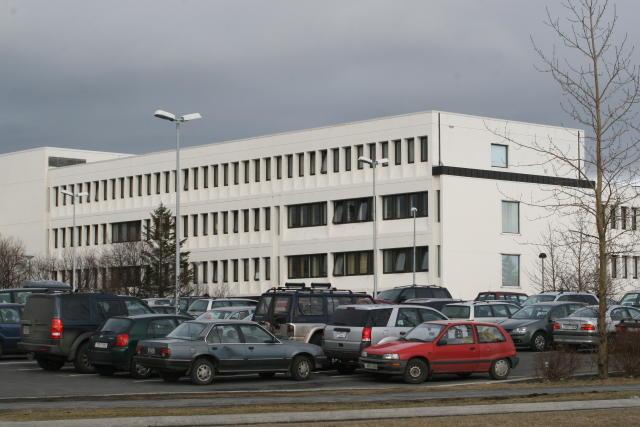 Geðdeild Landspítalans við Hringbraut.