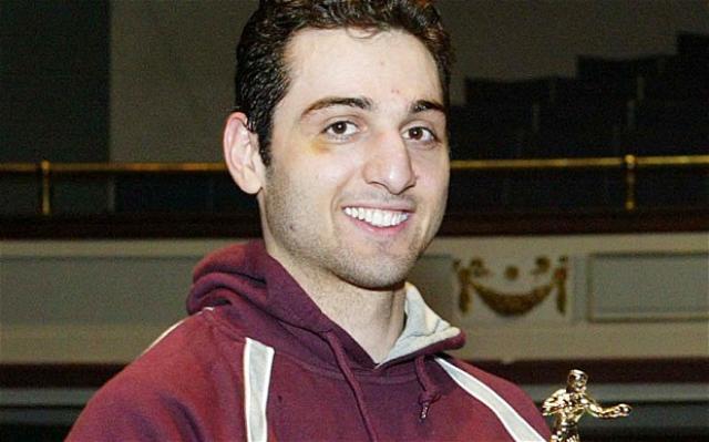 Tamerlan Tsarnaev.