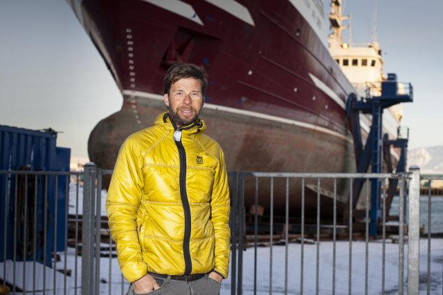 Leifur Örn Svavarsson.