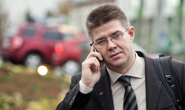 Gunnar Bragi Sveinsson utanríkisráðherra.