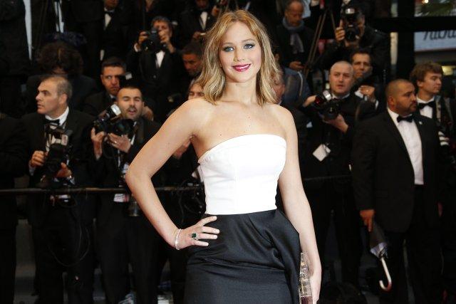 Jennifer Lawrence er þekkt fyrir að leika sterkar konur.