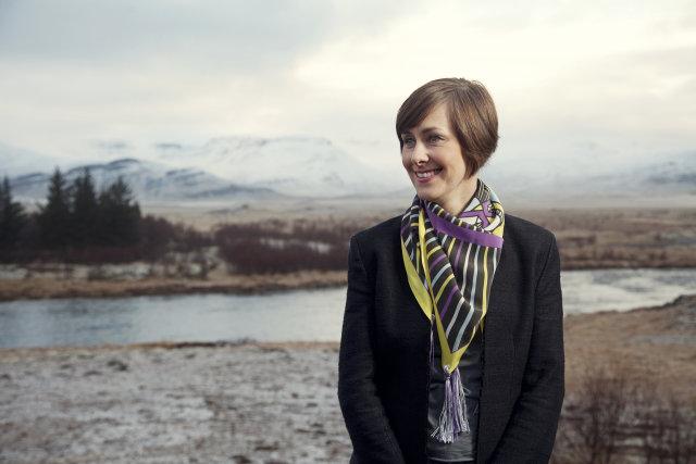 Brynhildur Pétursdóttir er annar formaður nefndarinnar.