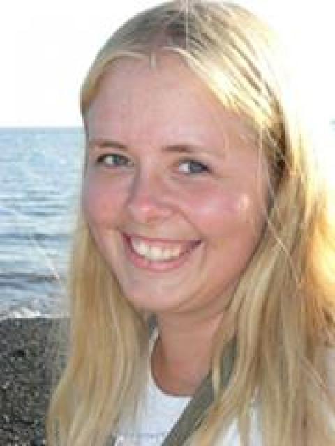 Guðrún G. Sigurðardóttir var aðeins 34 ára þegar hún lést.