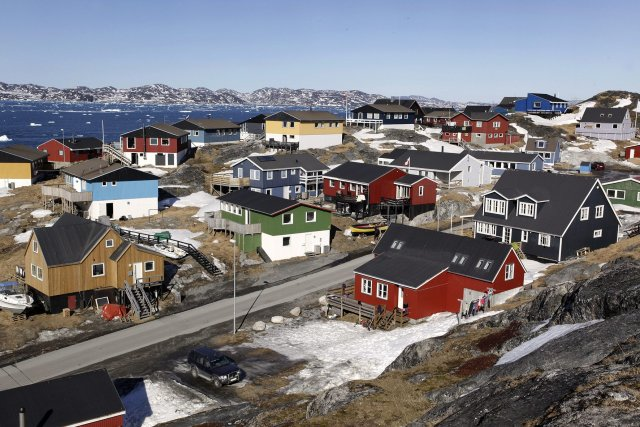 From Nuuk.