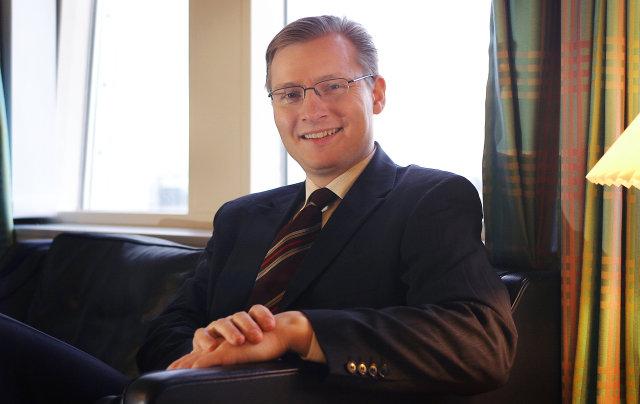 Bjarni Ármannsson.