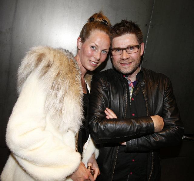 Birna Willard og Daddi Diskó Guðbergsson