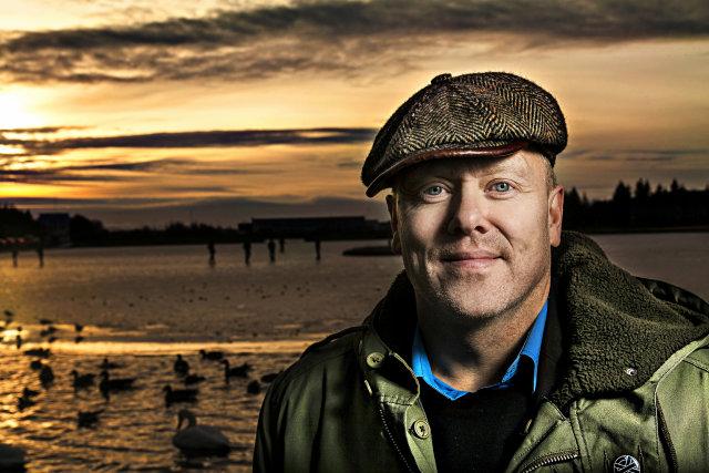 Jón Gnarr, borgarstjóri Reykjavíkur.