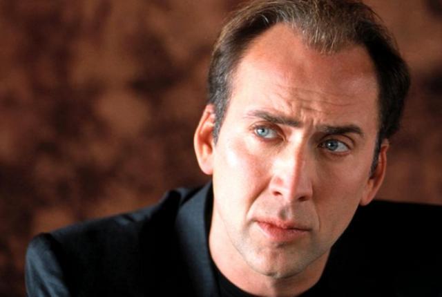 Fólk þekkir Nicolas Cage svona.