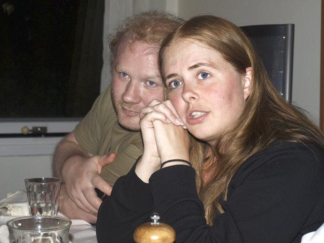 Guðrún og Hagbarður kynntust árið 1997 þegar Guðrún starfaði sem …
