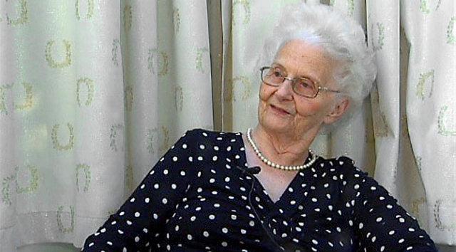 Margrét Jóna Ísleifsdóttir var meðal þeirra fyrstu til að byggja …