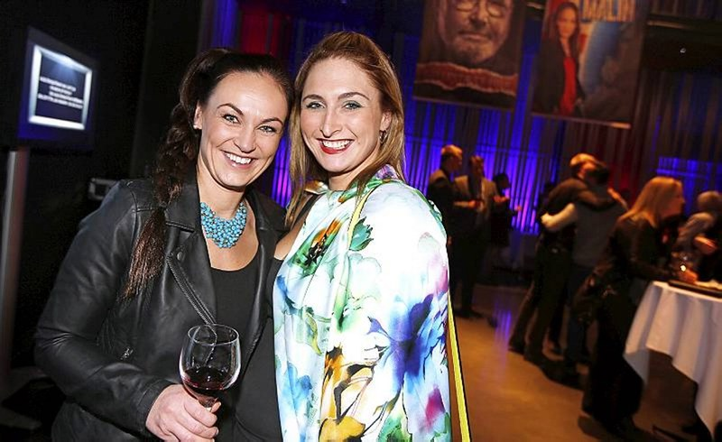 Katrín Eva Björgvinsdóttir og Ósk Heiða Sveinsdóttir.