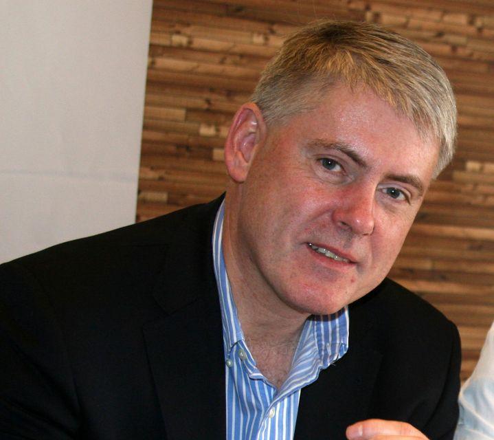 Karl Garðarsson, þingmaður Framsóknarflokks.