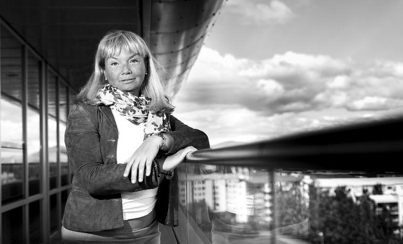 Þórdís Kjartansdóttir lýtalæknir á Dea Medica.