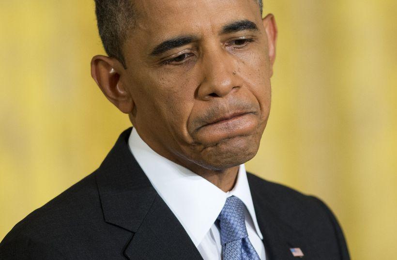Barack Obama, Bandaríkjaforseti.