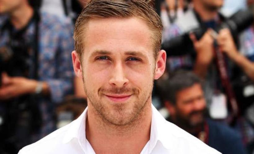 Ryan Gosling þykir einn myndarlegasti karlmaður veraldar. Hann fór með …