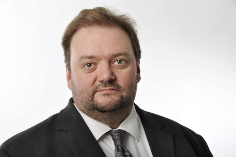 Haraldur Johannessen ritstjóri Morgunblaðins.