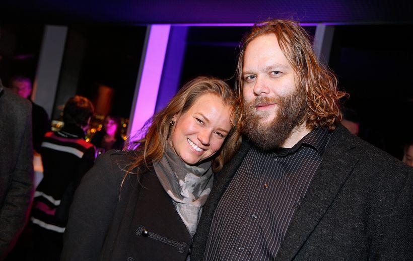 Áslaug Dröfn Sigurðardóttir og Ólafur Darri Ólafsson.