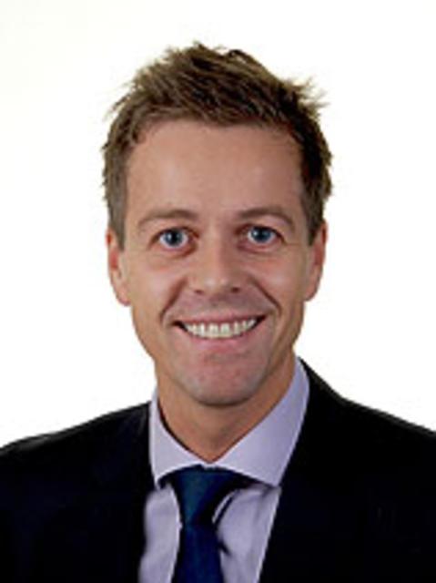 Knut Arild Hareide, formaður Kristilega þjóðarflokksins.