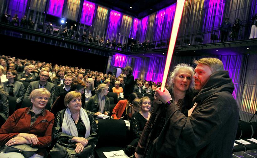 Frá setningu RIFF árið 2012.