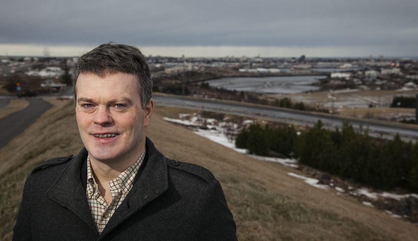 Halldór Halldórsson, oddvita sjálfstæðismanna í Reykjavík.