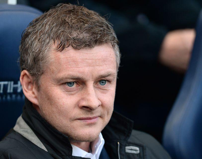 Solskjær verður næsti stjóri Manchester United.