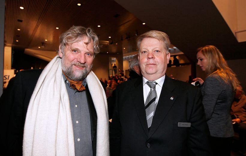 Eggert Jóhannsson og Halldór Ólafsson.
