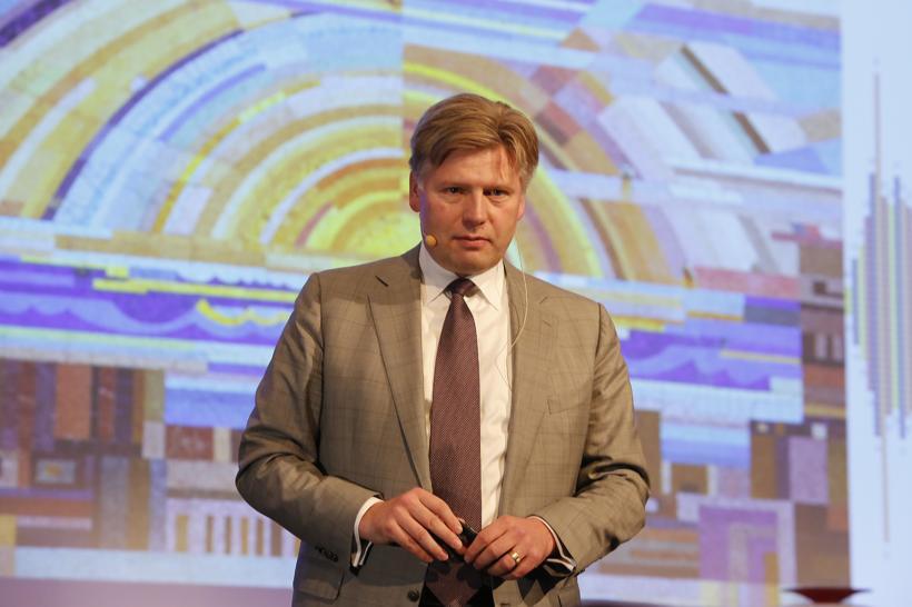 Sven Smit, framkvæmdastjóri hjá McKinsey & Company