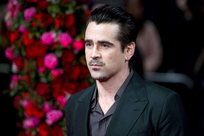 Colin Farrell á það til að leika slæma strákinn en ...