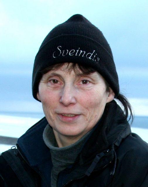 Sveindís Guðfinnsdóttir
