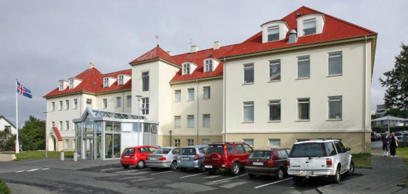 Hafnarfjarðarbær á nú 100 prósent hlut í húsnæði St. Jósefsspítala.