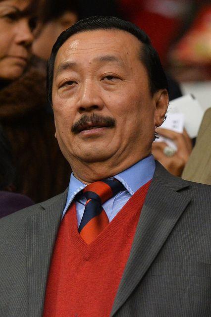 Vincent Tan.