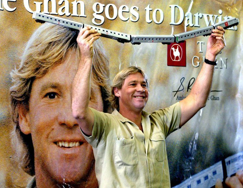 Stingskata varð ástralska náttúruverndarsinnanum Steve Irwin að bana árið 2006. ...