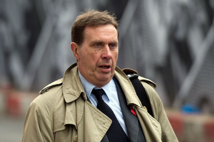 Clive Goodman.