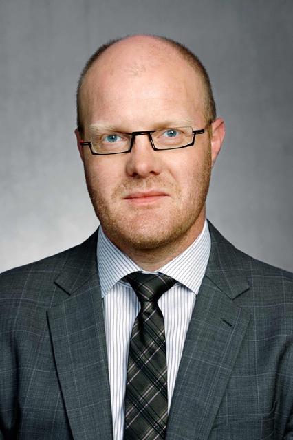 Ívar Pálsson, lögmaður ríkisins.