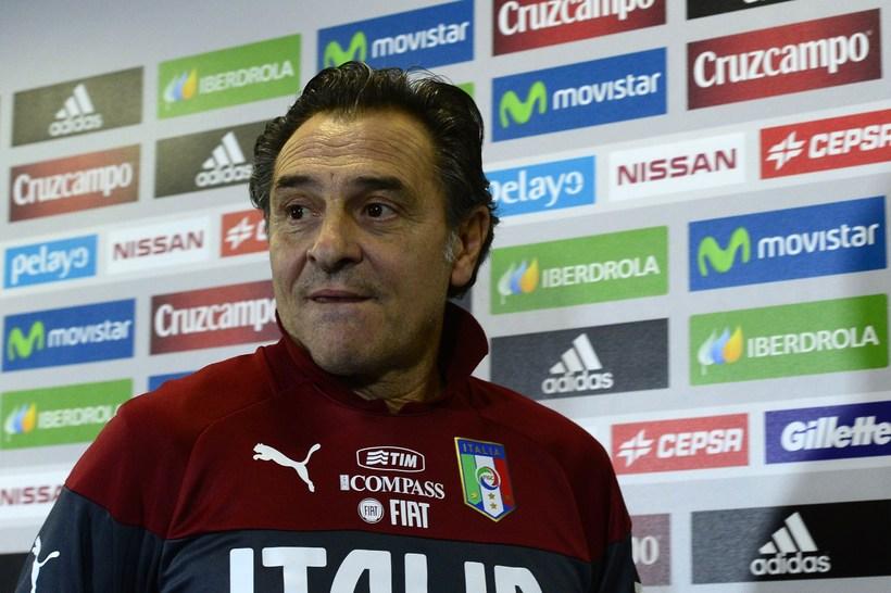 Cesare Prandelli er tekinn við liði Genoa.