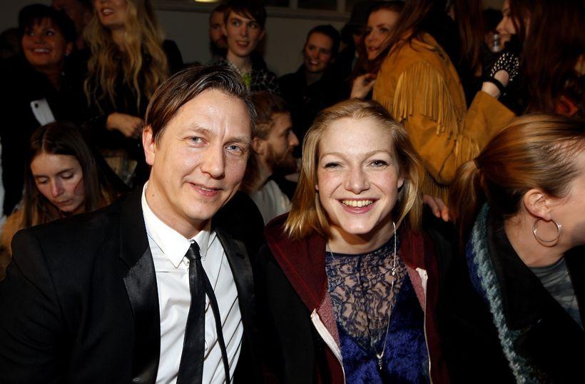Sigtryggur Magnason og Saga Garðarsdóttir.