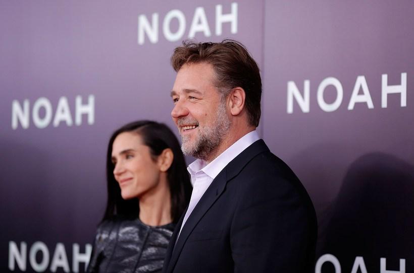 Jennifer Connelly og Russell Crowe fara með aðalhlutverkin í kvikmyndinni …
