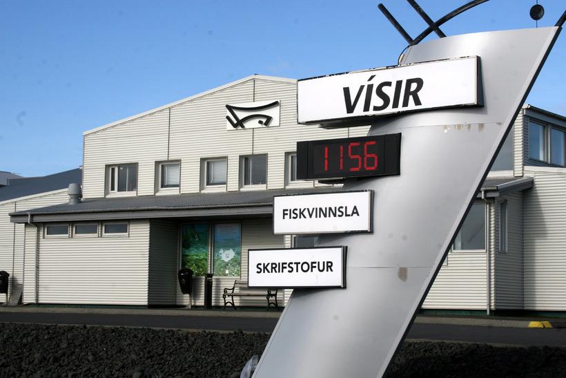Vísir hf. Grindavík - Félagið ætlar að flytja alla fiskvinnslu ...