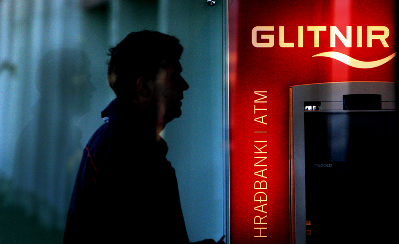 Glitnir, one of the three Icelandic banks that went bust ...