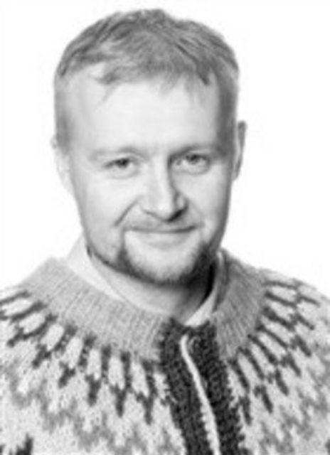 Hjálmar Hjálmarsson, bæjarfulltrúi í Kópavogi