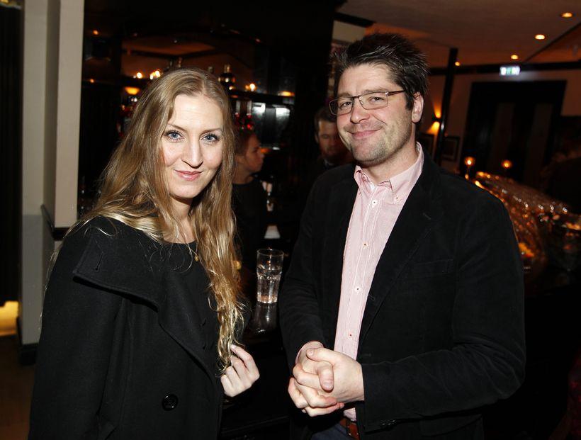 Katrín Johnson Orri Páll Jóhannsson