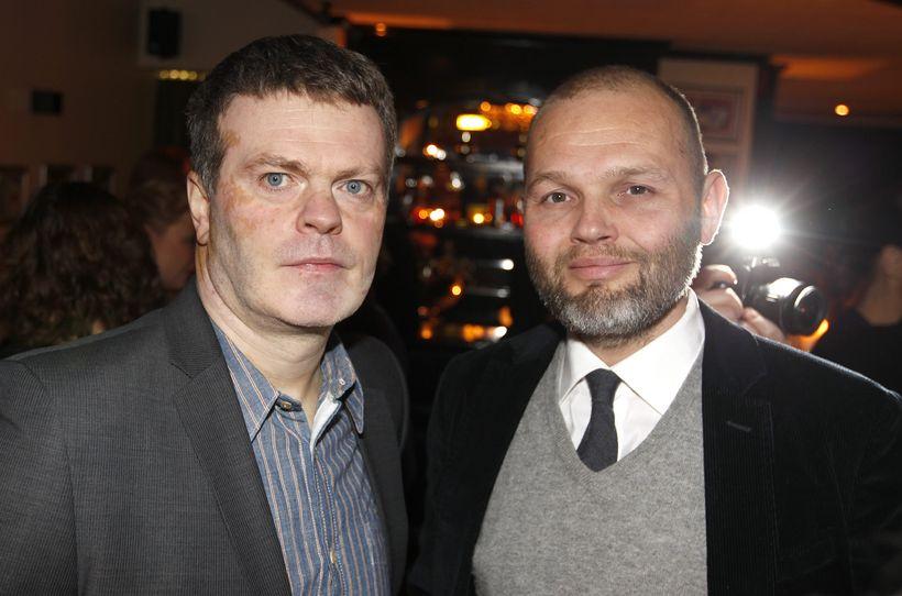 Halldór Halldórsson og Karl Pétur Jónsson.