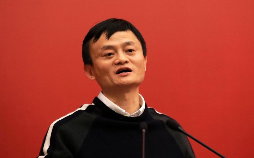 Stofnandi Alibaba, Jack Ma