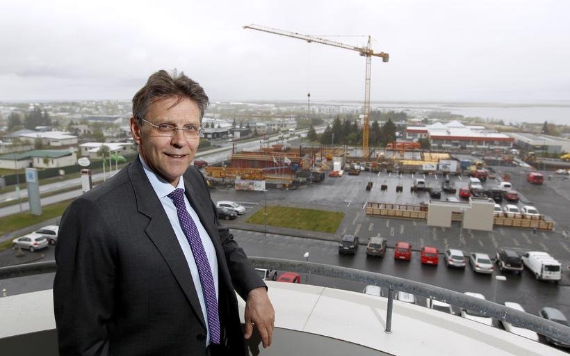 Gunnar Einarsson bæjarstjóri í Garðabæ.