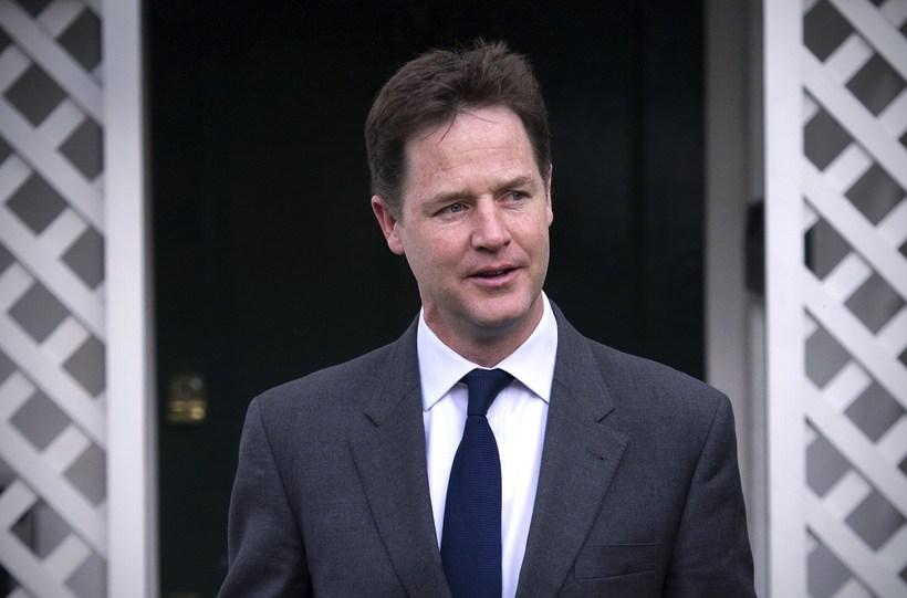 Frjálslyndir demókratar undir forsæti Nick Clegg, vöktu litla hamingju meðal ...