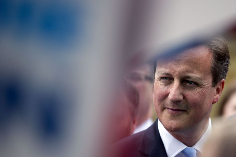 Forsætisráðherra Bretlands David Cameron