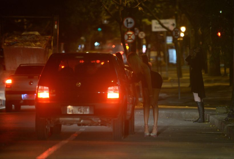 Critics say the 'Swedish model' is driving prostitution off the ...