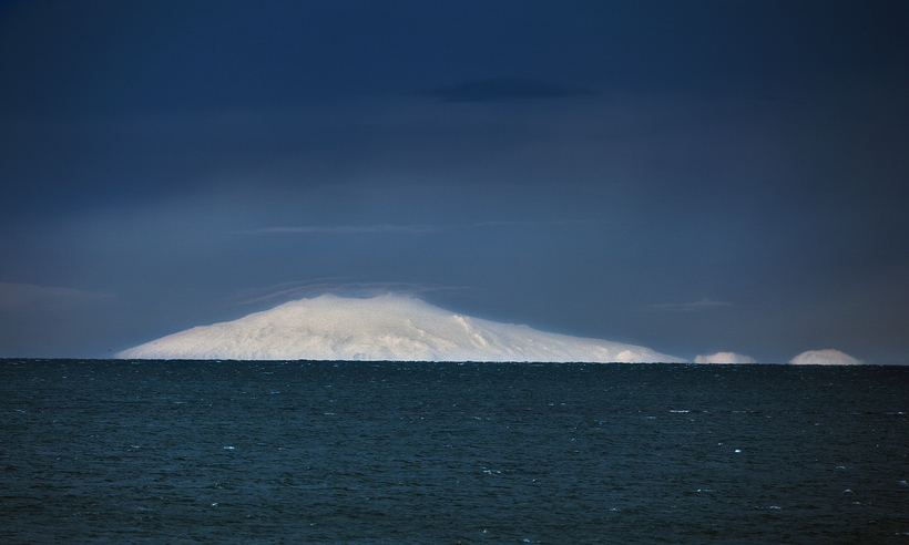Snæfellsjökull glacier has always been reputed as a place of ...