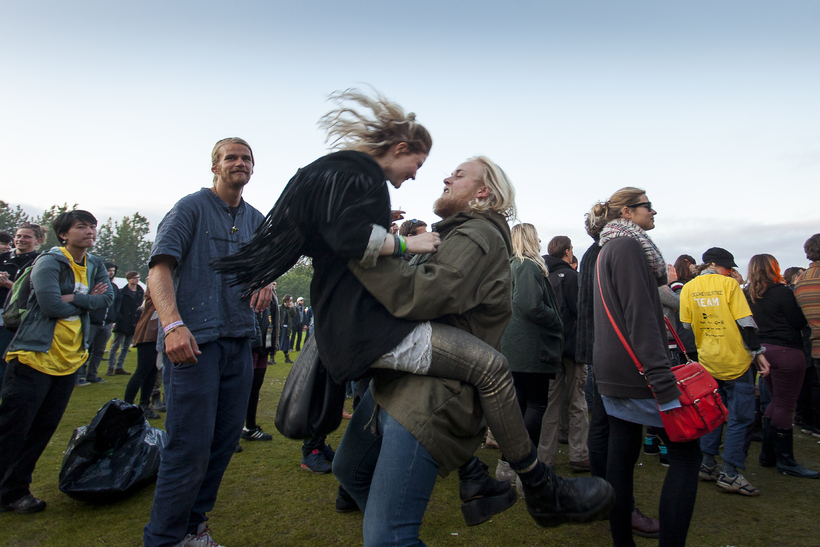 The Secret Solstice open air taking place in June was …
