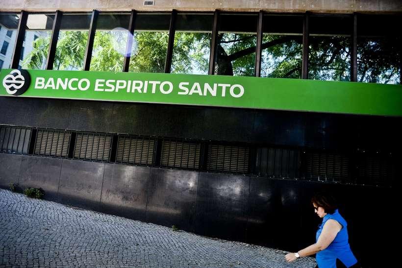Fjárhagsstaða portúgalska bankans Banco Espirito Santo er mun bágbornari en ...